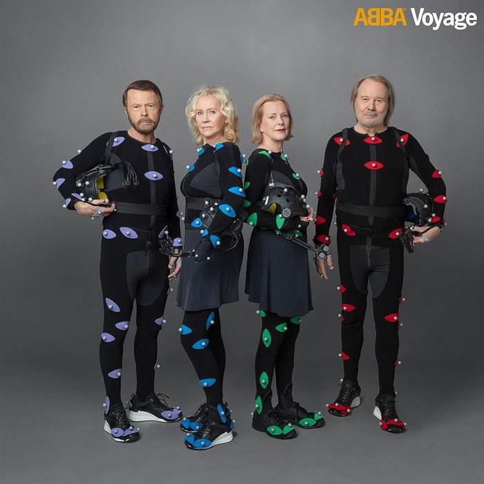 ABBA regresa con el disco 'Voyage'