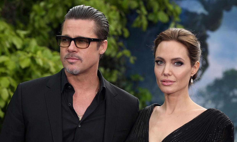 La decepción de Angelina Jolie con Brad Pitt cuando trabajó con Harvey Weinstein a pesar de saber que había intentado acosarla