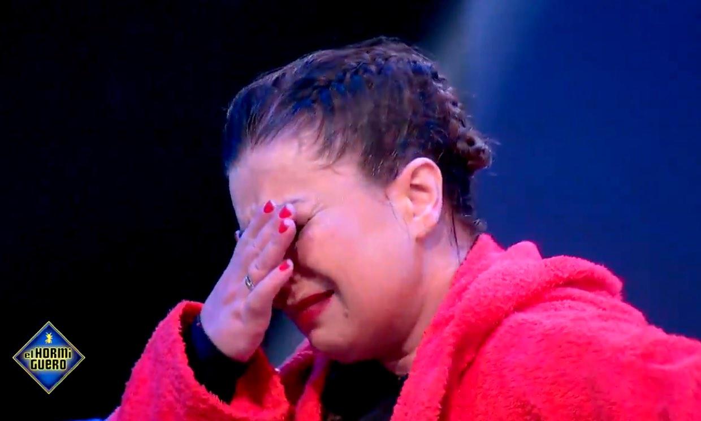 Las lágrimas se apoderan de María José Campanario en 'El Desafío'