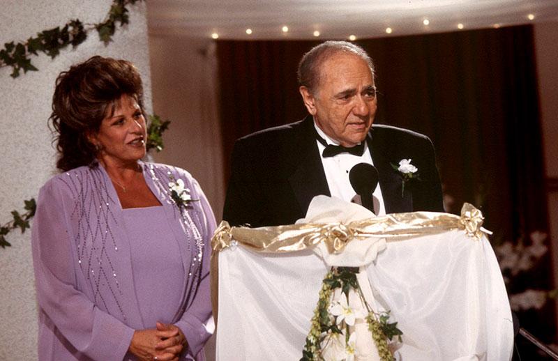 Michael Constantine en 'Mi gran boda griega'