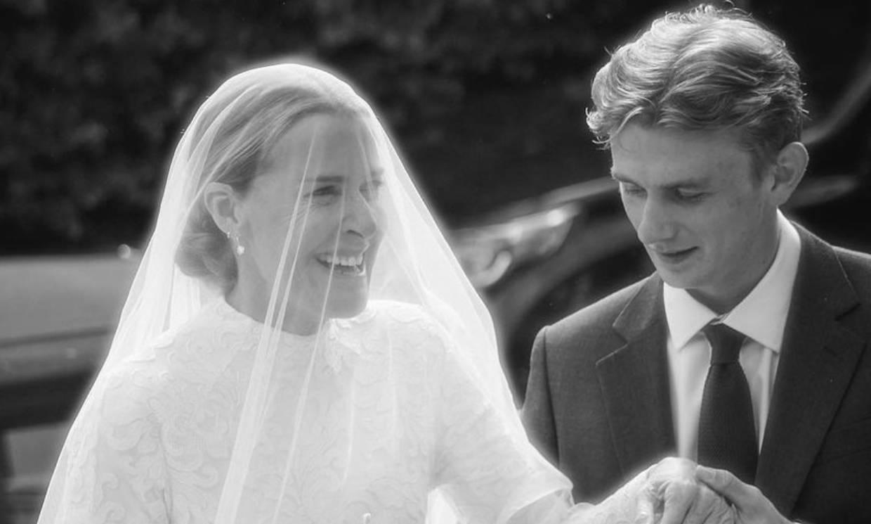 India Hicks, ahijada del príncipe Carlos, se casa con David Flint Wood después de 26 años juntos