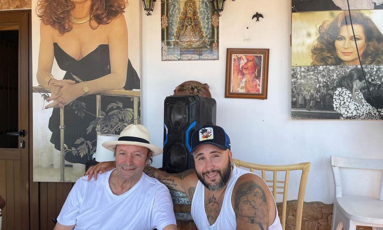 Amador Mohedano recibe en casa a Kiko Rivera y le apoya en su vuelta al trabajo marcada por las ausencias