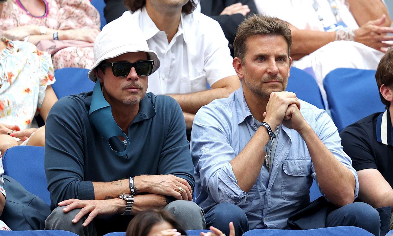 Brad Pitt se reencuentra con Bradley Cooper, el amigo que le ayudó a superar sus adicciones
