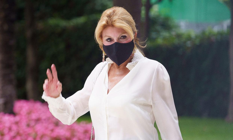 Carmen Cervera regresa con su hijo y su nuera al Thyssen tras firmar un acuerdo millonario que asegura la permanencia de su colección en España