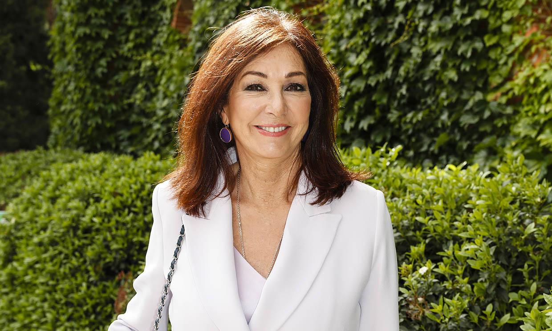 Ana Rosa Quintana, sobre su gran amiga Ainhoa Arteta: 'Ha estado al borde de perder la vida'