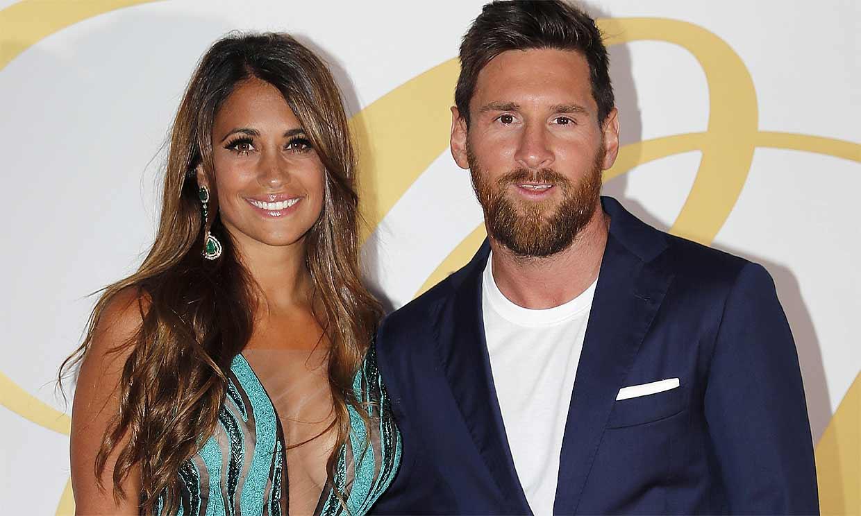 Antonela Roccuzzo y Messi amplían la búsqueda de su hogar desde el lujoso hotel en el que se instalaron