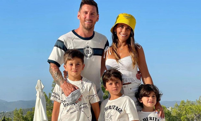 ¡Vaya ritmo! Los hijos de Leo Messi causan furor con su divertido baile