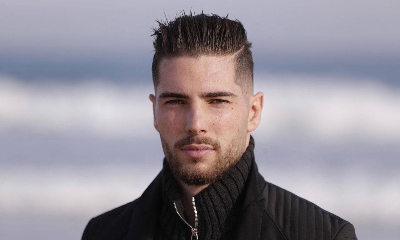Portero del Rayo Vallecano y empresario inmobiliario: así es Luca, hijo mediano de Zinedine Zidane