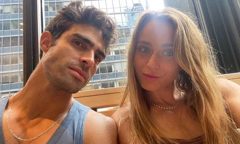 Juan Betancourt sopla 31 velas con declaración de amor a Paula Badosa incluida