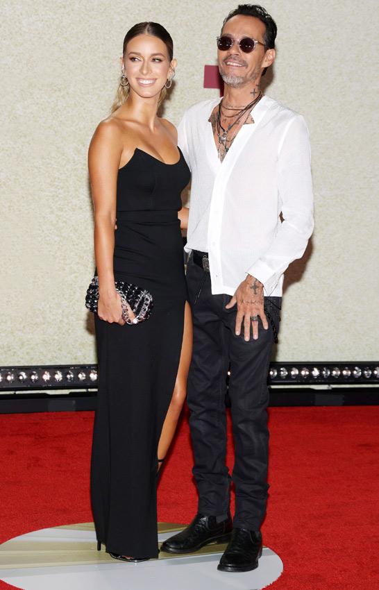 Marc Anthony presenta a su nueva novia, Madu Nicola - Foto 1