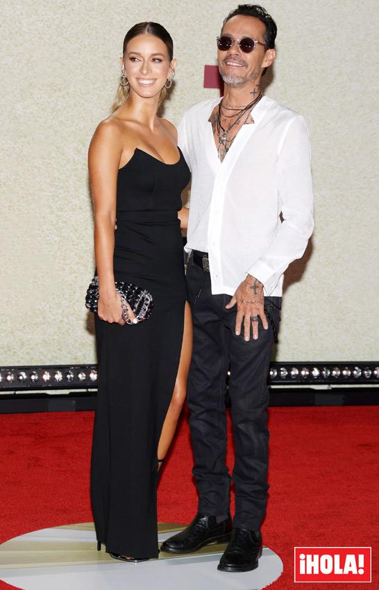 Marc Anthony and Madu Nicola
