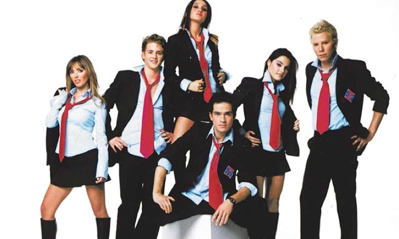 Ya conocemos al nuevo elenco de actores de la serie 'Rebelde', pero... ¿recuerdas a los anteriores protagonistas?