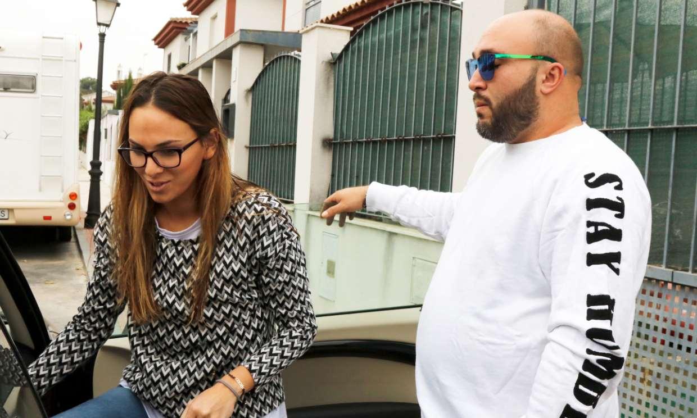 Kiko Rivera y su familia ponen rumbo a la boda de su prima Anabel