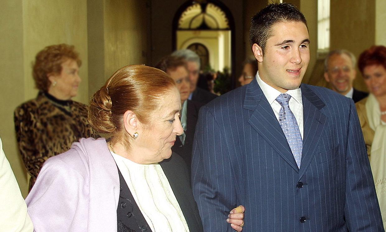 Doña Ana, una segunda madre para Kiko Rivera