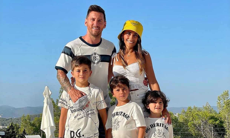 ¡Hogar, dulce hogar! Leo Messi y Antonela Roccuzzo por fin encuentran casa en París