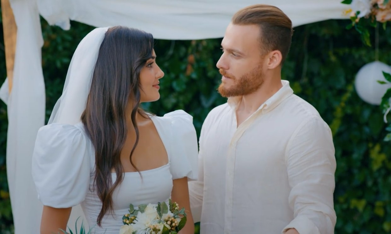 Hande Erçel y Kerem Bürsin, de 'Love is in the air', protagonizan una de las bodas más esperadas (en la ficción)