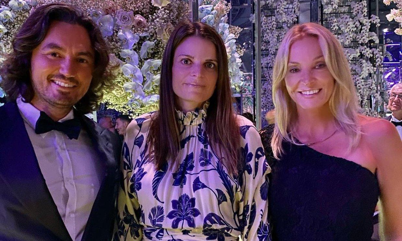 Athina Onassis reaparece en Mónaco más 'Onassis' que nunca
