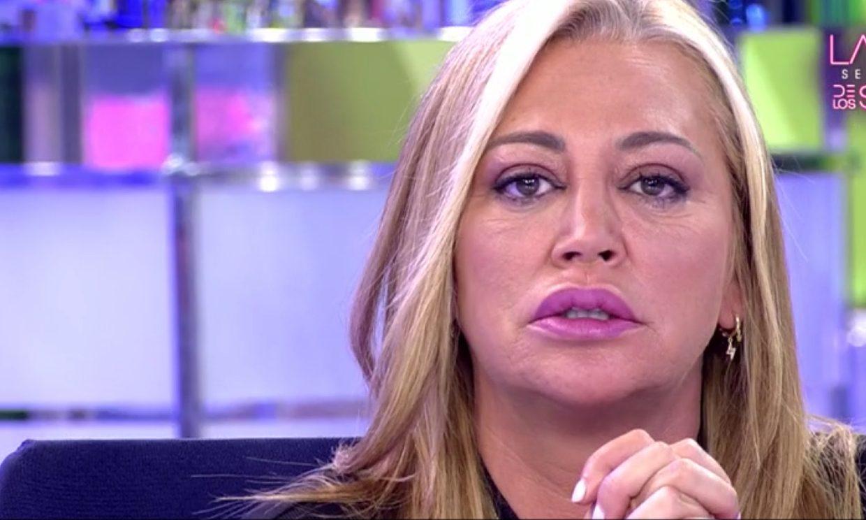 Belén Esteban, contra Jesulín de Ubrique: 'Qué suerte tienes de que tu hija no me deje hablar'