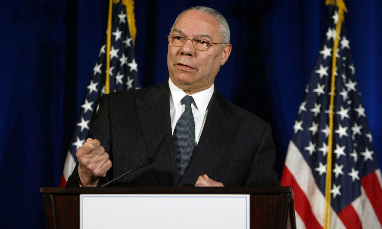 Muere por COVID Collin Powell, el primer secretario de Estado afroamericano de EE.UU.