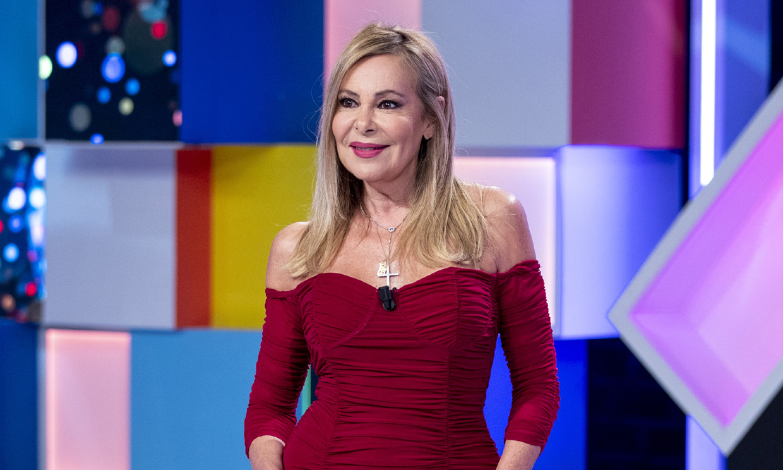 Los divertidos ensayos de Ana Obregón para su reaparición televisiva bailando ¡y hasta cantando!