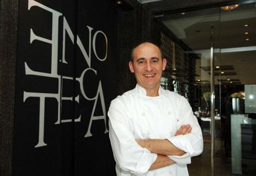 Paco Pérez: 'El Bulli es el mejor restaurante que ha habido en la historia'