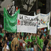 Los profesores de Secundaria de Madrid inician su segunda jornada de huelga contra los recortes