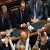 Berlusconi se juega hoy su puesto de primer ministro
