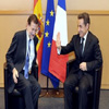 Rajoy se compromete con Europa en su primer encuentro con Merkel y Sarkozy