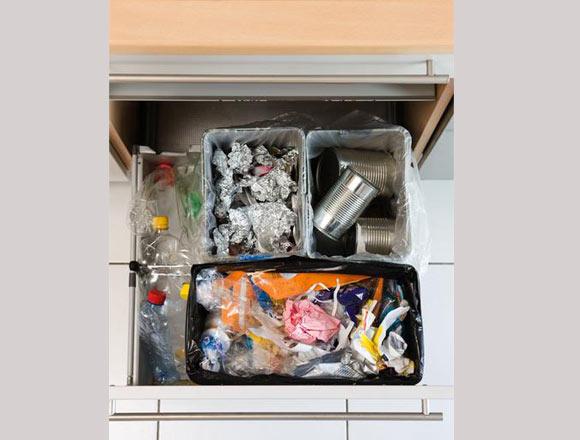 El 85% de los españoles recicla en sus casas de forma habitual
