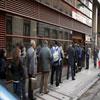 Las reformas no reducen el paro: 4,75 millones de personas siguen sin trabajo