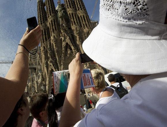 El turismo ruso dejará 1.500 millones de euros en Catalunya
