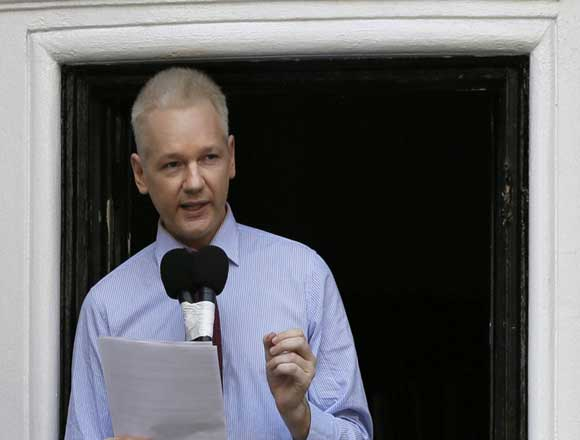 Assange: 'EE.UU. debe renunciar a la caza de brujas sobre Wikileaks'