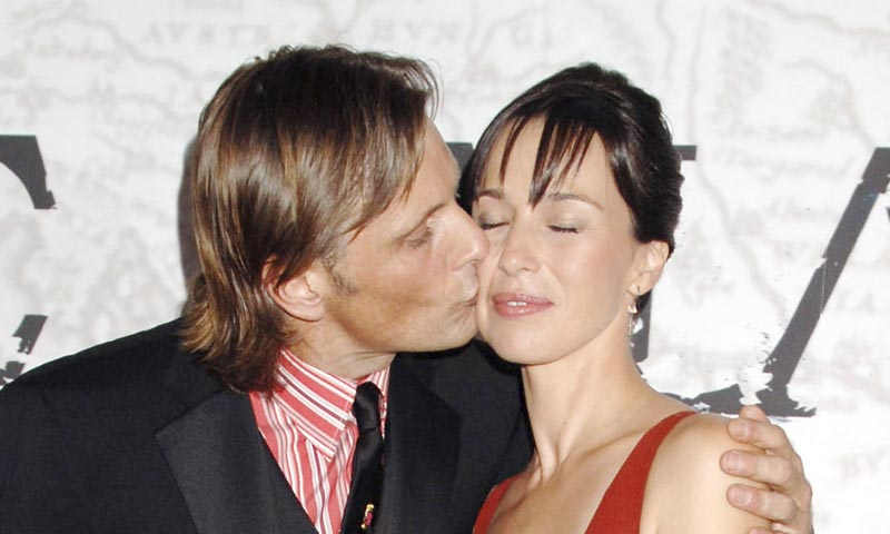 Ariadna Gil no irá con Viggo Mortensen a los Oscar