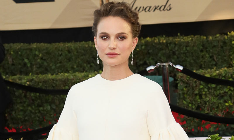 El motivo por el que Natalie Portman, nominada a Mejor actriz, no asistirá a la gala
