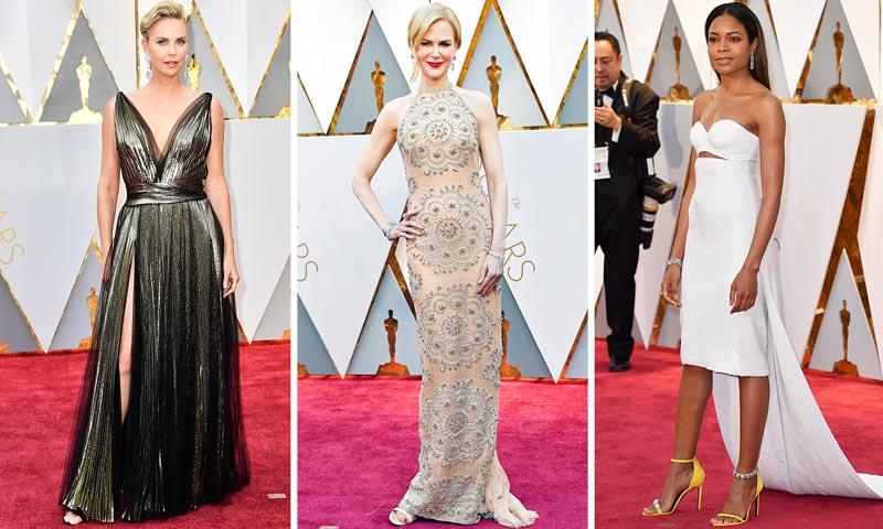 ¿Quién ha sido la más elegante de la alfombra roja de los Oscar 2017?