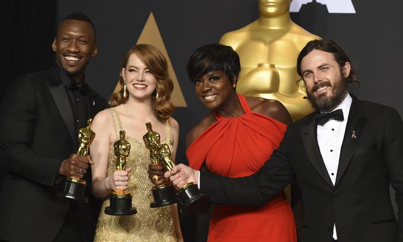 La lista completa de los ganadores de la 89ª edición de los Oscar