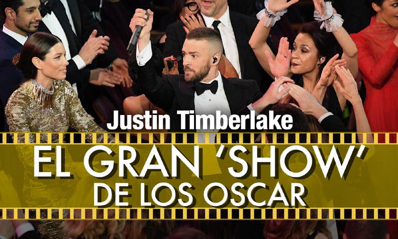 'Dance, dance, dance…', Justin Timberlake pone a todos a bailar