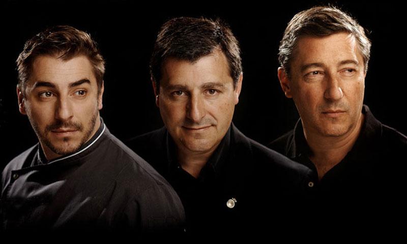 Los hermanos Roca, los primeros españoles en servir la cena de los Oscar