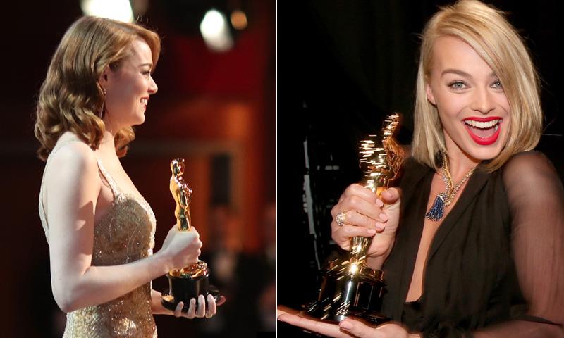 Emma Stone, Jennifer Garner o Margot Robbie se lucirán sobre el escenario del Teatro Dolby