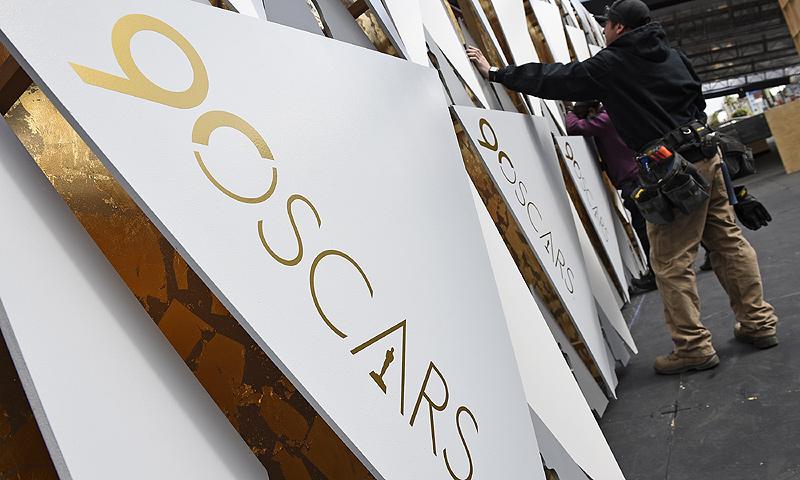 La Academia de Hollywood despliega la alfombra roja y desvela el menú de la cena de los Oscar