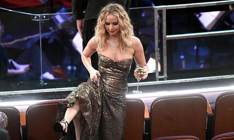 Por momentos como estos vamos a echar de menos a Jennifer Lawrence