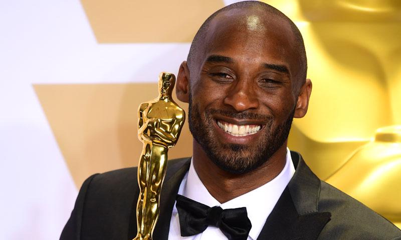 Kobe Bryant, de triunfar en la NBA a conseguir un Oscar