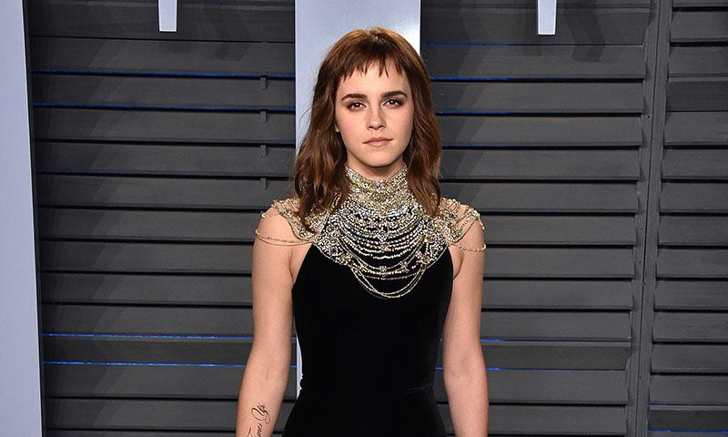Feminista y reivindicativo, el último tatuaje de Emma Watson es un mensaje para todos