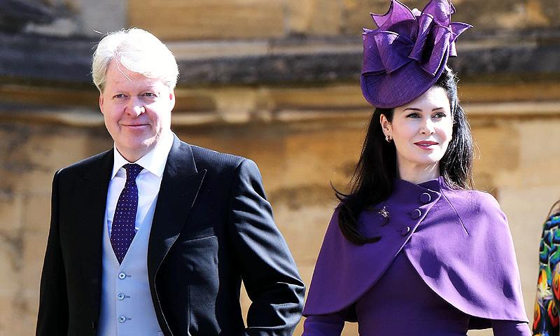 El collar 'de Oscar' que ha lucido la cuñada de Diana de Gales