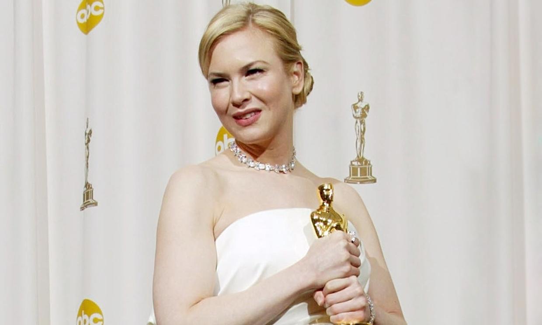 Renée Zellweger vuelve a pisar la alfombra roja de los Oscar 16 años después de 'Cold Mountain'