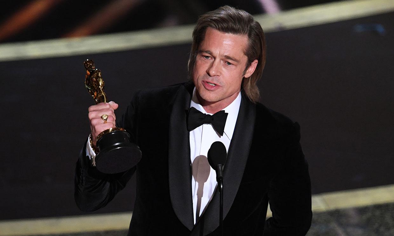 Oscars 2020: Brad Pitt consigue su primer Oscar como actor: 'Esto es para  mis hijos que motivan todo lo que hago'