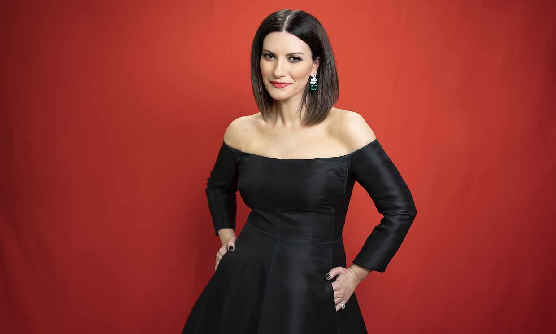 Laura Pausini, deseando llegar a casa para contarle a su hija el sueño que ha cumplido en los Oscar