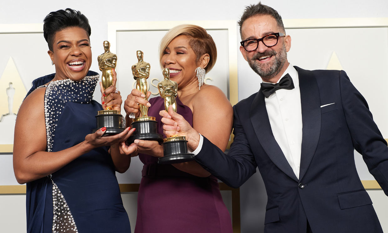 Sergio López-Rivera, el maquillador español que ha triunfado en los Oscar gracias a la inspiración de su abuela