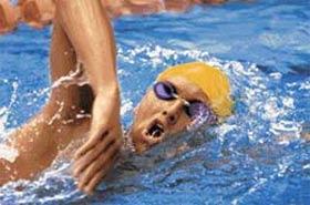 ¡Al agua, patos! En natación, todo son ventajas