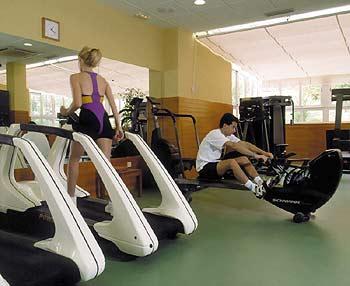 Fitness sin salir de la habitación